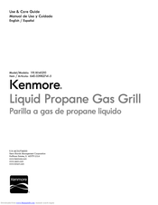 Kenmore 119.16145210 Use & Care Manual