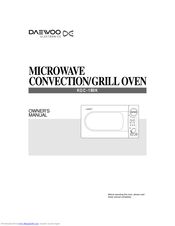 Daewoo Koc 1b0k Manuals
