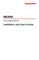 Honeywell MS4980 Installation And User Manual
