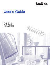 Brother DS-620 User Manual
