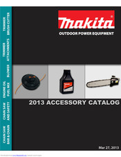 Makita 385-224-300 Manual