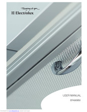 Electrolux EFA90950 User Manual