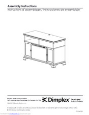 Dimplex Dimplex Electric Fireplace Manuals