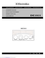 Electrolux EHC 010 X Operating Instructions Manual