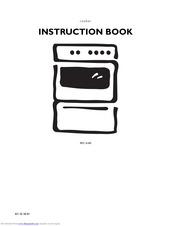 Electrolux EKC6160 Instruction Book