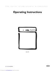 Electrolux ESL5391 Operating Instructions Manual
