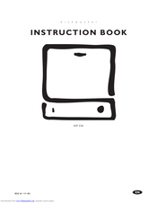 Electrolux ESF236 Instruction Book
