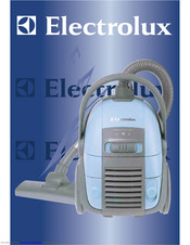 Electrolux 5533 Instruction Book