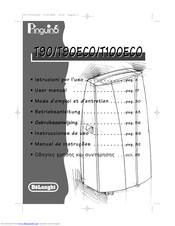 Delonghi Pinguino T90 User Manual Pdf Download Manualslib