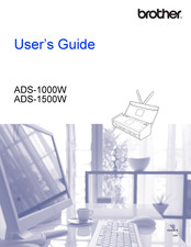 Brother ADS-1500W User Manual