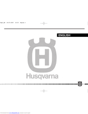 HUSQVARNA TXC 510 Owner's Manual