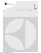Electrolux ST23013 User Manual