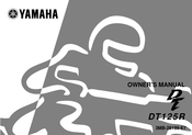 YAMAHA DT125R Owner's Manual