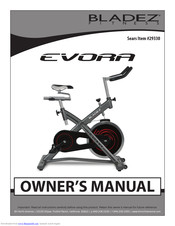 BLADEZ Evora Owner's Manual