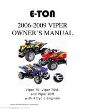 [DIAGRAM_5NL]  E-TON VIPER 70 OWNER'S MANUAL Pdf Download | ManualsLib | Viper Wiring Diagram 70 |  | ManualsLib