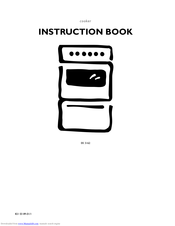 Electrolux EK 5162 Instruction Book