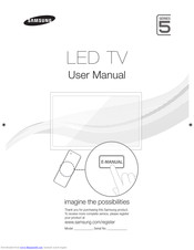 Samsung UA32D5030 User Manual