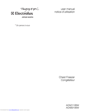 Electrolux Athur Martin ACN50105W User Manual