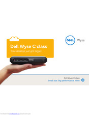 Dell Wyse C30LE Quick Manual
