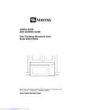 maytag MMV5100AA User Manual