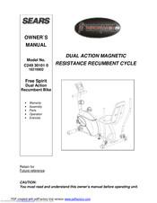 Sears C249 30101 0 16216802 Owner S Manual Pdf Download Manualslib