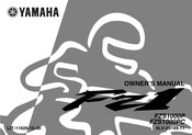 Yamaha FZS1000PC Owner's Manual