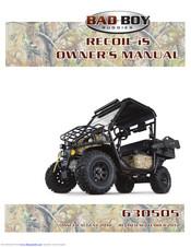bad boy wiring diagram 2012 bad boy recoil is owner s manual pdf download manualslib  bad boy recoil is owner s manual pdf