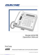 Dukane Nurse Call Wiring Diagram from data2.manualslib.com