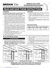 [SCHEMATICS_44OR]  Broan NuTone 332H Manuals   ManualsLib   Broan Qp3 Wiring Diagram      ManualsLib