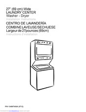 Frigidaire FEZ831CFS1 Installation Instructions Manual
