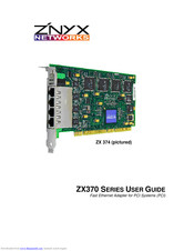 ZNYX ZX370 Series User Manual