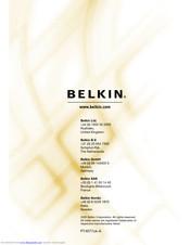 Belkin F1U400 4x4 USB Peripheral Switch 12 Mbps