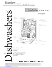 Danby Designer Ddw1802w Manuals Manualslib