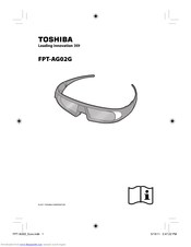 Toshiba FPT-AG02G User Manual