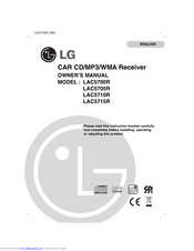 LG LAC5705R Owner's Manual