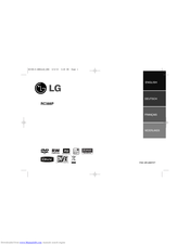 LG RC388P Owner's Manual