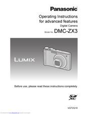 Panasonic lumix dmc-zx3 / dmc-zr3 reviews and prices.