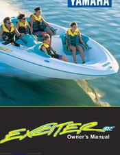 YAMAHA EXCITER SE Owner's Manual