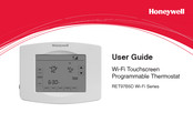 Honeywell RET97B5D User Manual