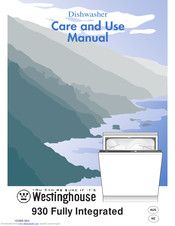 Westinghouse 930 Fully Integrated Care And Use Manual