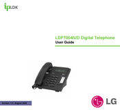 LG LDP-7004N User Manual