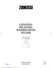 ZANUSSI WD1009 User Manual