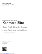 Kenmore 790.4109 Use & Care Manual