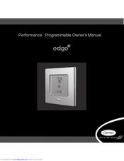 Carrier Edge Owner S Manual Pdf Download Manualslib