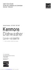 Kenmore 587 1465 Series Manuals Manualslib