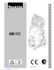 Makita HW 112 Manual