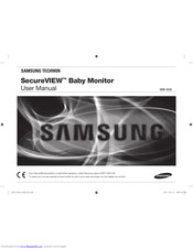 Samsung SecureVIEW Sew-3035 User Manual