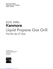 Kenmore Use & Care Guide Use & Care Manual