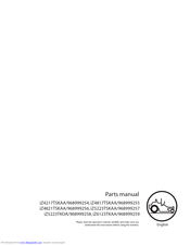 Husqvarna iZ5223TKOA/968999258 Parts Manual
