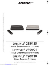 Bose® lifestyle® v25 home entertainment system at crutchfield.